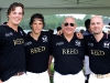 Representing Reed Management Group are Cody Offen, Pedro Falabella, William Stinchombe and  Martin Magal.