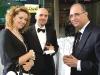 Dressed to impress are Zuzana Bajcarova Magalova, Martin Magal and Dinyar Madon.