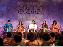 Vital Voices of Asia: Women's Leadership and Training Summit, held September 2010 in  New Delhi, India.