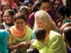 Alyse Nelson on a Vital Voices program in India.