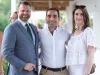 Jordan Herald, Elias Abdel Ahad and Lara  Herald