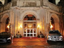 The Liberty Grand opened its doors to a lavish event