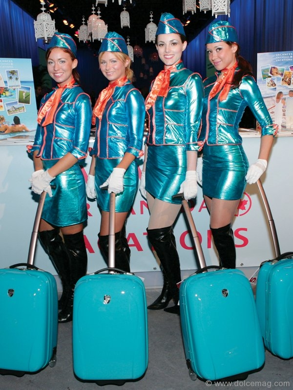 JetSet flight attendances