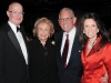 Michael Levy, Carole Grafstein, Senator Jerry Grafstein and Michelle Levy