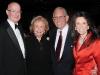 Michael Levy, Carole Grafstein, Senator Jerry Grafstein and Michelle Levy