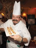 Chef Massimo Capra of Restaurant Makeover offers pieces of perfection