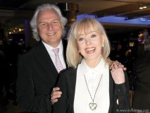 Ivan Fecan (president and CEO of CTV Globemedia) and Sandra Faire.