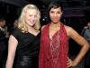 MVP actresses Kristin Booth and Amanda Brugel