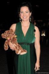 Frances McCart (chair of 2008 Teddy Bear Affair Committee)