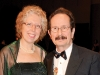 John Sherrington (chairman of Children's Aid Foundation) with wife, Amanda