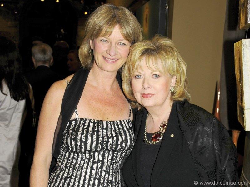 Shelley Ambrose (executive director of The Walrus Foundation and co-publisher of The Walrus), Senator Pamela Wallin