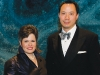 Ann Barnard Ball (executive director, Children's Aid Foundation) and Peter H. Lee, (first vice president, CIBC Wood Gundy)