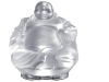 This exquisite crystal sculpture captures the spirituality and symbolism of one of the world's most influential figures.