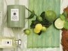 Fragrance favourite Jo Malone teams up with paint and wallpaper pros, Farrow & Ball, to launch its first-ever collection of coloured candles.