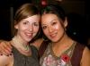 Courtney Glen (Navigator Ltd.) and host Lainey Lui (etalk News).