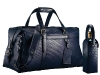 Bill Amberg and Johnnie Walker team up to create the Weekender bag.