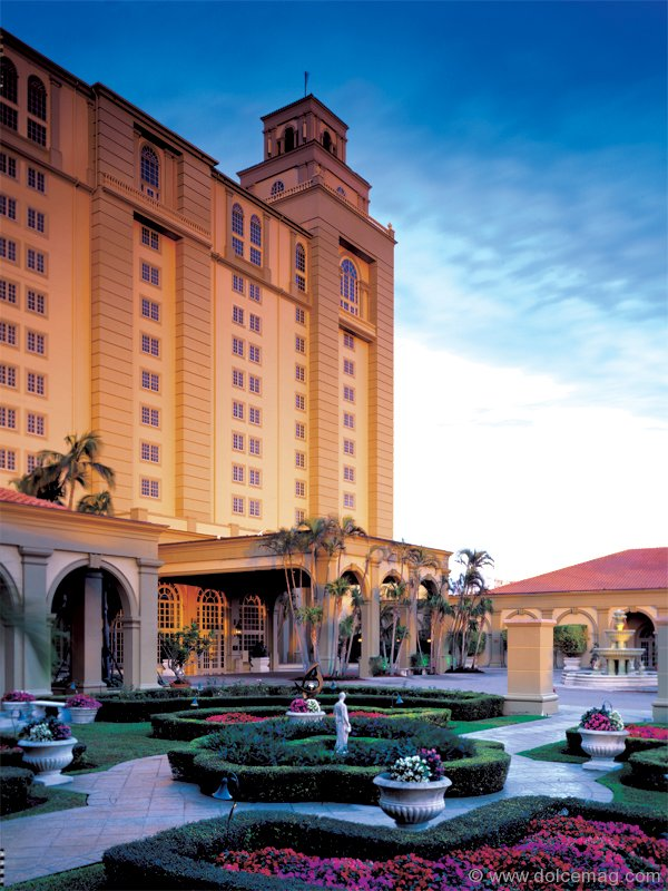 The ritz carlton luxury hotel naples florida dolce for Luxury hotel chains