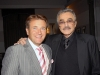 Venture capitalist Robert Herjavec with American actor, Burt Reynolds