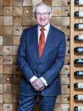 The quintessential Scottish hotelier Stephen Carter makes a stop at Avenue Cibi e Vini restaurant in Kleinburg