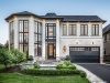 Studio 93 Inc's newly built 4,500-square-foot custom home in Oakville, just west of Toronto, has the feel of a five-star hotel | Photo Courtesy Of Studio 93 Inc