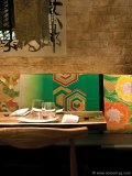 Ame's unforgettable décor puts a modern twist on traditional Japanese style.