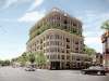 A rendition of Sam Mirzrahi's next development with partner Khalili, the 133 Hazelton Residences in Yorkville, Toronto.