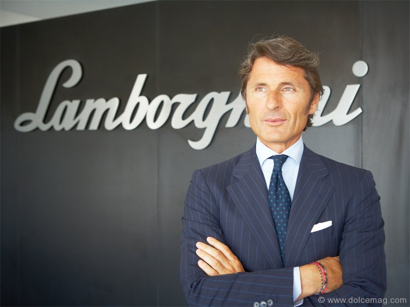 Stephan Winkelmann President And Ceo Of Lamborghini