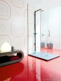 A custom contemporary washroom concept is just one way to make a monumental renovation.