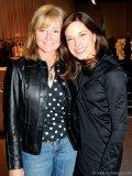 emcee Beverly Thomson (Canada AM Host –CTV) and Dr. Marla Shapiro (TV host )