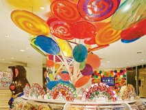 lollipop-display