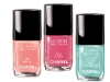 Dip into fresh sorbet hues with Chanel's summer nail polish. These flirtatious pastel tones are a hit for the season.