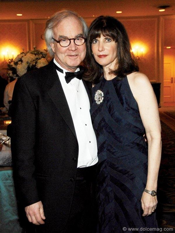 John Cruickshank (publisher, Toronto Star) and wife, Jennifer Hunter.