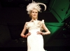 Fashion show model.