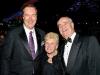 Ken Shaw, Joyce Faust and Julian Fantino
