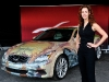 Infiniti G37 Cirque du Soleil inspired art project vehicle by montreal artist Heidi Taillefer.
