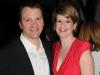 Co-Chair Gillian Hewitt Smith ( Senior Advisor,Corporate Affairs RBC ) with husband, Paul Smith (CEO Grey Horse Corp.)