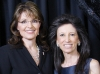 Sarah Palin and Michelle Levy