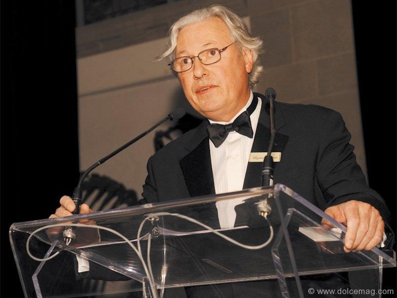 Founder Brendan Wood (Chairman, Brendan Wood International
