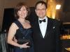 Ricardo Pascoe (Co-President and Co-CEO National Bank Financial) and his wife, Karen