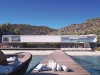 Superhouse plans to create a limited-edition series of 30 houses across the world. S 00/30, the first design, is set to be built on an undisclosed Mediterranean island