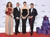 Madalina Ghenea, Alessandro Vergano, Fei Fei Sun and Bryan Boy