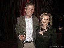 Peter Stass and Michelle Zerillo-Sosa
