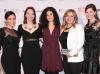 Amy Jo Johnson, Jessica Adams, Ayah Norris, Katie Camaret and Jennifer Mesich