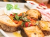 Mammoliti prides himself on using fresh and simple ingredients for each of his menu items like the bruschetta