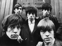 The Rolling Stones, Hanover Square, London, 1963
