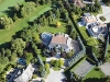the balding estate beautiful estate aerial