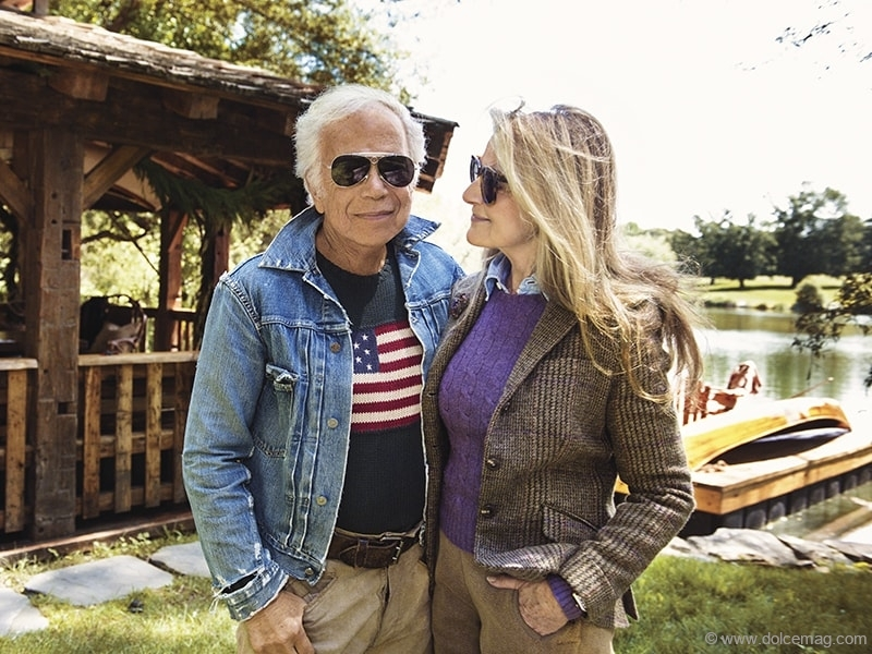 Ralph Lauren: The Father Of Fashion | Dolce Luxury Magazine