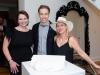 Julie Toskan, Craig Kielburger and Tiffany Shlain