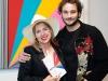 Tiffany Shlain and Lucas Casale
