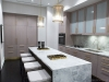 Kitchen vignette by Irpinia Kitchens at THE ONE Presentation Gallery